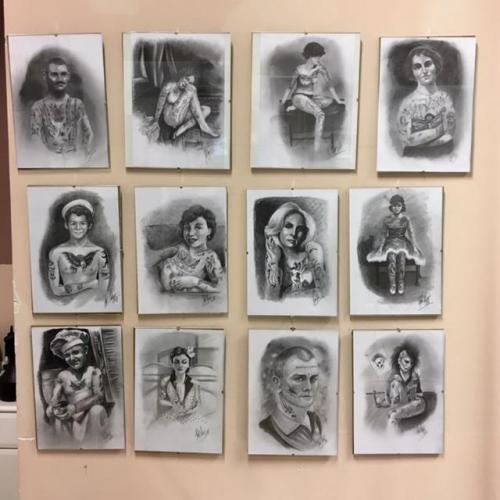 Galerie Tetovaných